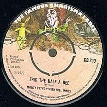 eric the half a bee wikipedia