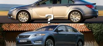 opel ford insignia or mondeo auto cars