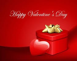 happy valentine u0027s day greeting card vector template free vector