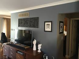 lazy gray paint color sw 6254 sherwin williams view interior