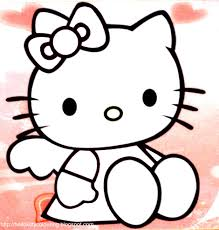 marvelous hello kitty books colouring pages 2 hello kitty