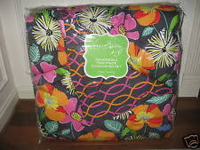 Vera Bradley Twin Comforter Comforters U0026 Sets In Material 100 Cotton Size Twin Extra Long Ebay