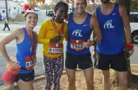 atlanta thanksgiving day marathon sportstalkafrica