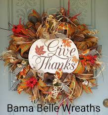 Thanksgiving Deco Mesh Wreaths 205 Best Bama Belle Wreaths Images On Pinterest Deco Mesh
