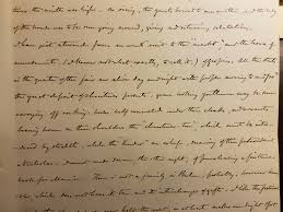 brown writing paper manuscripts and archives blog updates from the manuscripts and journal of travels in europe 1838 may 27 1839 aug 6 p