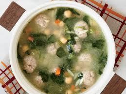thanksgiving italian style italian wedding soup recipe grace parisi food u0026 wine