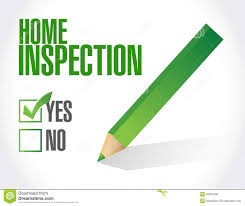 home inspection logo design home inspection check list illustration stock illustration image