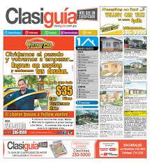 clasiguía 20 de mayo del 2017 by grupoepasa issuu