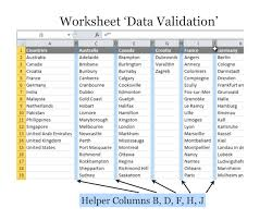 working with data in excel part 2 fine techniques for excel lists