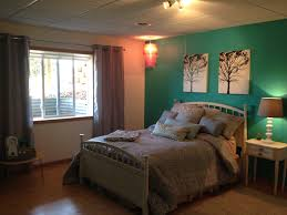 lake home bedroom with cozumel paint color home love u003c3