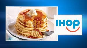 Get Free Pancakes At Participating Get Free Pancakes Tuesday For Ihop S National Pancake Day Cbs