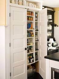 narrow depth kitchen storage cabinet savvy ways to store food in your kitchen built in pantry