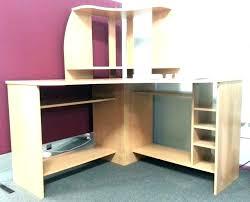 Computer Desk Built In Desk With Bookshelves Desk With Bookcase Built In Desks And