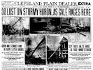 1913: Great Lakes Hurricane Photo Album