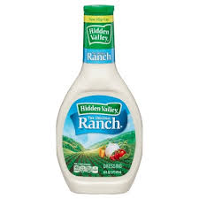 hidden valley original ranch dressing 16oz target