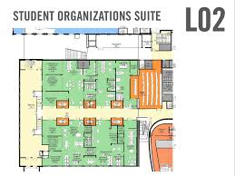 Student Center Floor Plan by Conceptualizations Floor Plans And Comparisons University Of