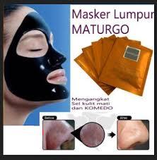 Masker Naturgo Di Jogja tempat membeli masker lumpur naturgo jenis gold dan hanasui yang