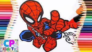 spiderman coloring pages for kids 73 spiderman coloring pages