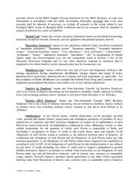 Letter Of Intent For Leave Of Absence by Fmctransactionagreemente