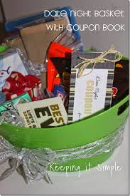 date basket ideas men s gift idea date basket and freedom to be spontaneous