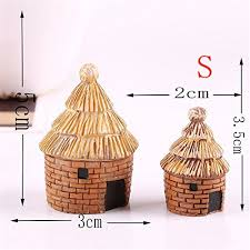 generic house fairy garden miniature craft micro cottage forest
