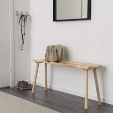 ikea x hay ypperlig wooden bench nova 969
