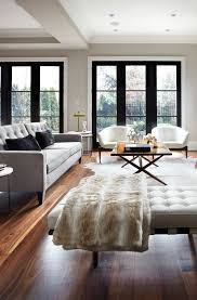 Black Trim Windows Decor Interior Doors Black Against White Trim And Neutral Wall Abode