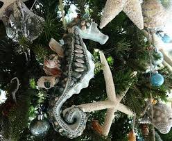 Beach Themed Christmas Tree Decorations by 33 Best Sea Side Christmas Images On Pinterest Christmas Ideas
