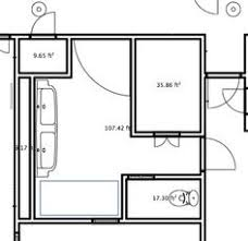 bathroom floor plans another luxurious and spacious master bathroom floor plan even