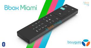 bouygues telecom si e bouygues une nouvelle télécommande pour bbox miami
