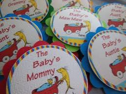 dr seuss baby shower favors dr suess baby shower ideas baby shower gift ideas