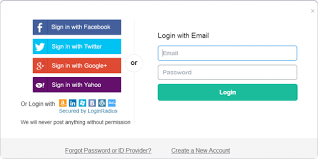 Log In 9 Things You Should About Social Login Cro