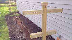 how to build an arbor trellis how to build a raspberry trellis youtube