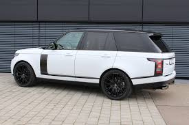 land rover white black rims lumma design improves new range rover with carbon fiber