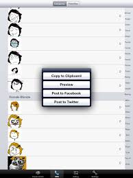 Meme Comic Creator - rage comic creator with 1400 ragefaces and memes apps 148apps