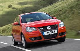 volkswagen polo gti review 2006 2009 parkers