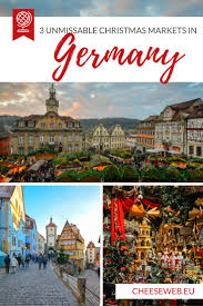 3 german christmas markets not to miss