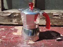 vintage espresso maker vintage bialetti italian espresso maker dama two cup italian