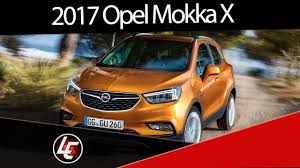 opel mokka interior 2017 2017 opel mokka x new interior exterior review youtube