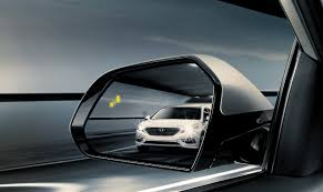Blind Spot Alert 2017 Hyundai Sonata Safety Features Hyundaiusa