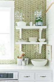 green kitchen backsplash tile green subway tile backsplash in white kitchen eco 62