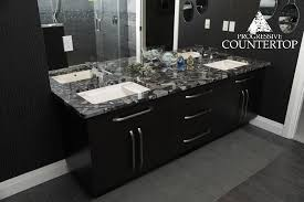 dream home in london ontario featuring black mosaic granite vanity