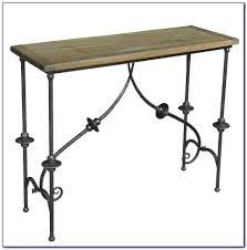 wrought iron sofa table with glass top sofas home design ideas