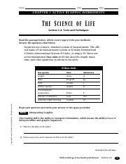 holt science biology 3 critical thinking worksheets look alikes in