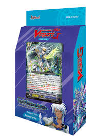 cardfight vanguard g trial deck 4 blue cavalry of the divine marine spirits