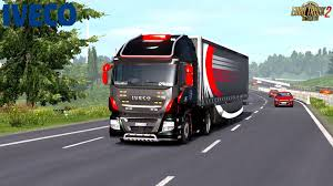 skin pack new year 2017 for iveco hiway and volvo 2012 2013 iveco hi way tuning v1 6 by karen grigoryan 1 28 x download