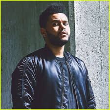 the weeknd s new haircut is on display in new puma ad the