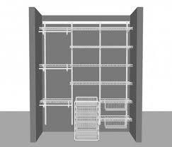 Closetmaid System Beautiful Adjustable Closet System Closet Storage Products Wire