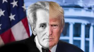 Andrew Jackson Kitchen Cabinet What We Can Learn About Trump From His Favorite President Andrew