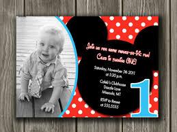 mickey mouse birthday invitations printable mickey mouse birthday invitation boy birthday